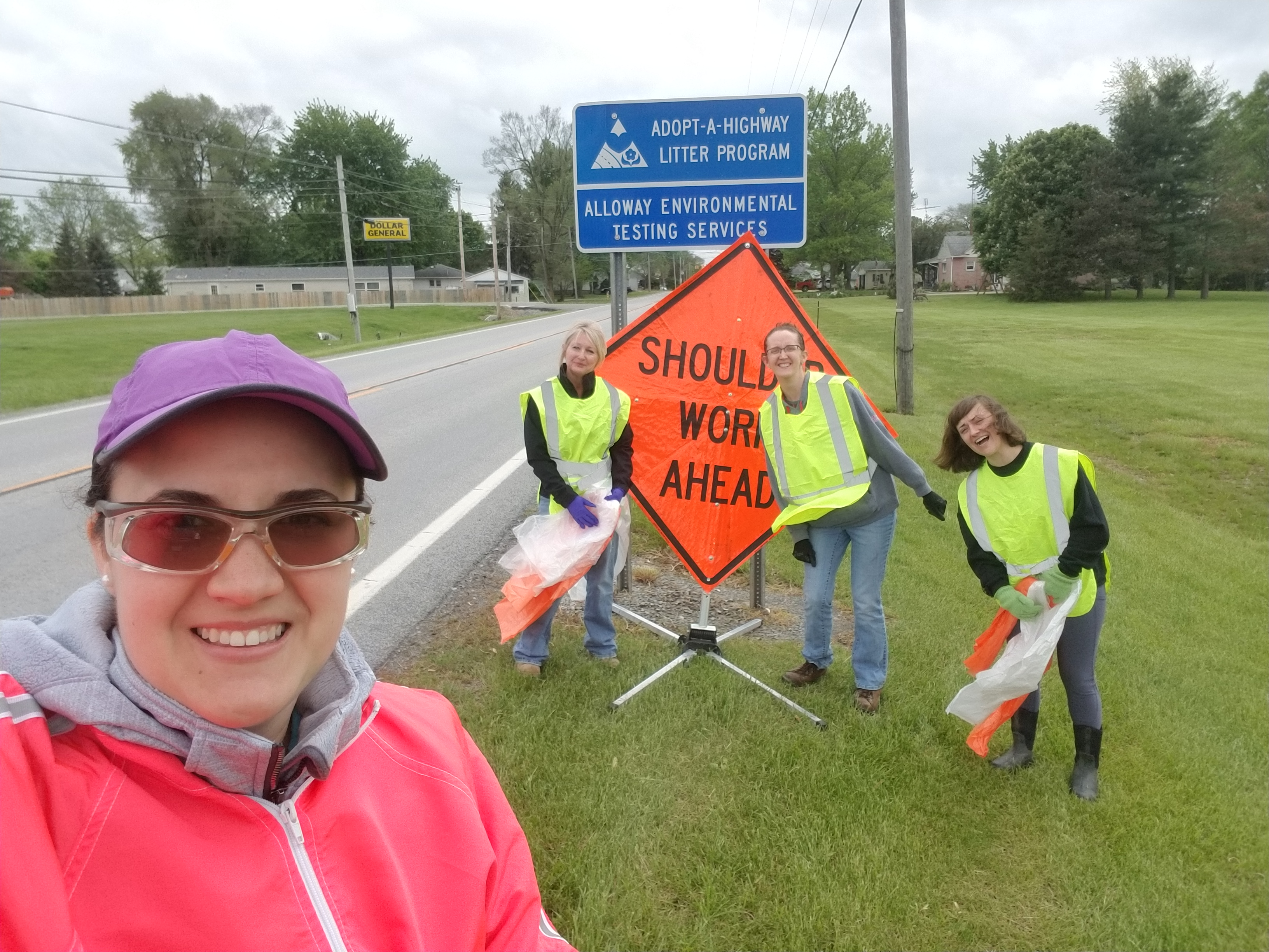 Adopt a Highway Event